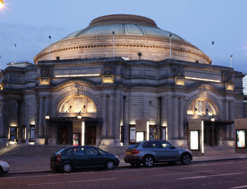Usher Hall Roof Lighting System
